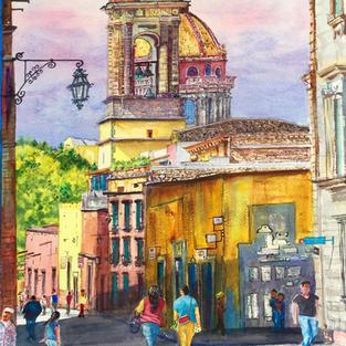 Las Monjas San Miguel de Allende
