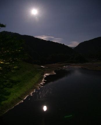 大鳥川おぼろ月夜(大鳥)