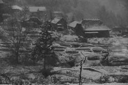 冬の田麦俣