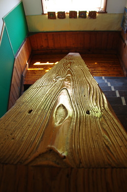 階段の手すり