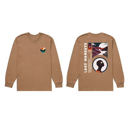 """""""Path of Peace"""" Mid-weight Crewneck"""