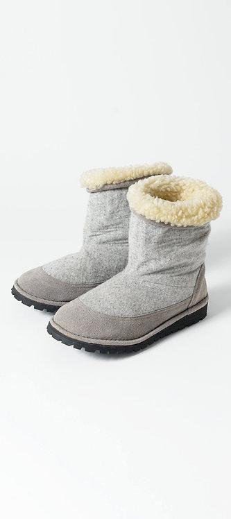 Lambskin Boots