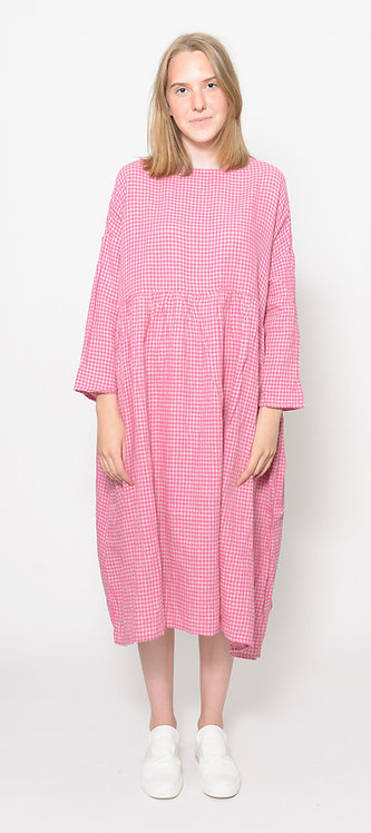 Linen  squared dress