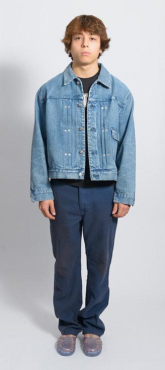 Men Classic Jean Jacket