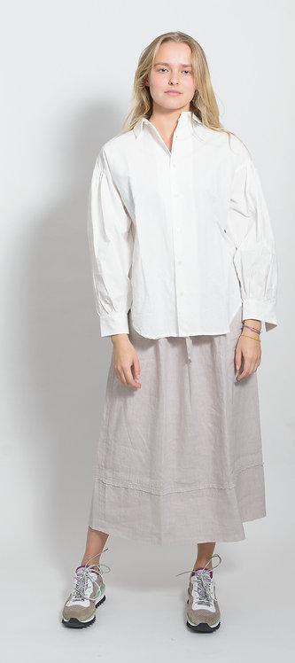 Light Linen Skirt