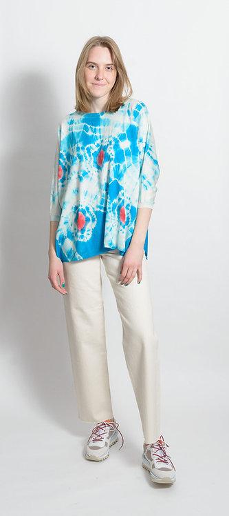Cashmere Silk Pullover