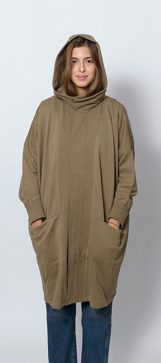 Long Sweatshirt/Coat