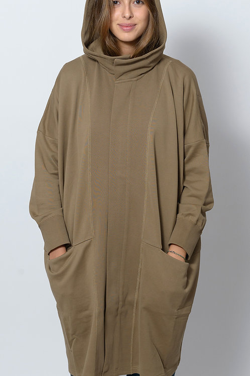 Long Sweatshirt/Coat