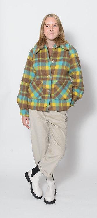 Squared Short Jacket