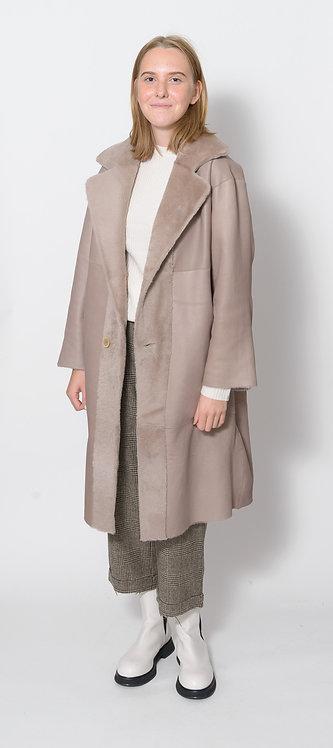 Firis Reversible Lambskin Coat