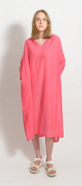 Linen Silk Dress