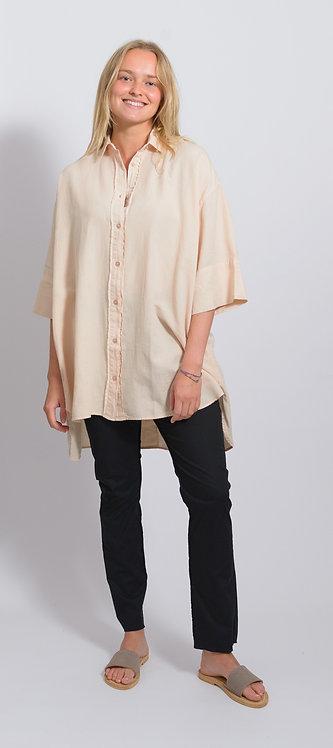 Cotton Oversized Shirt