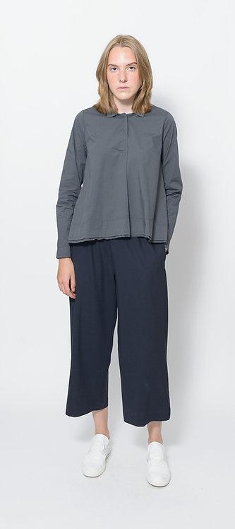 Layered graphite shirt