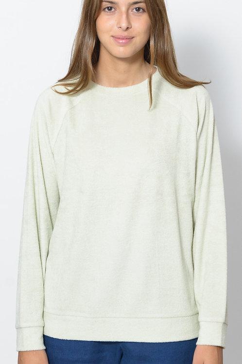 Fleece Knit Jumper