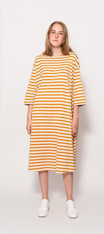 Jersey Dress Milk Pumpkin
