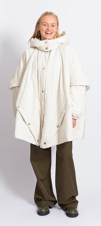 Padded Oversized Coat