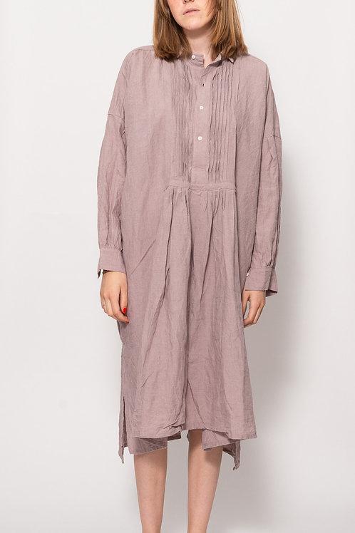 Lavender Linen Dress