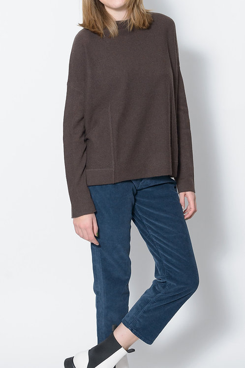 Loose Knitted Jumper