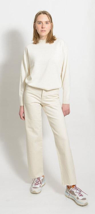 Linen Cashmere Sweater