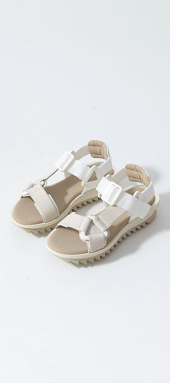 Adjustable-Strap Sandals