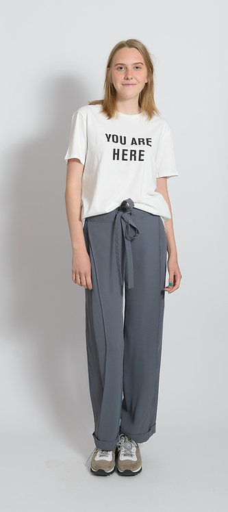 Wide  Tailoring Trousers
