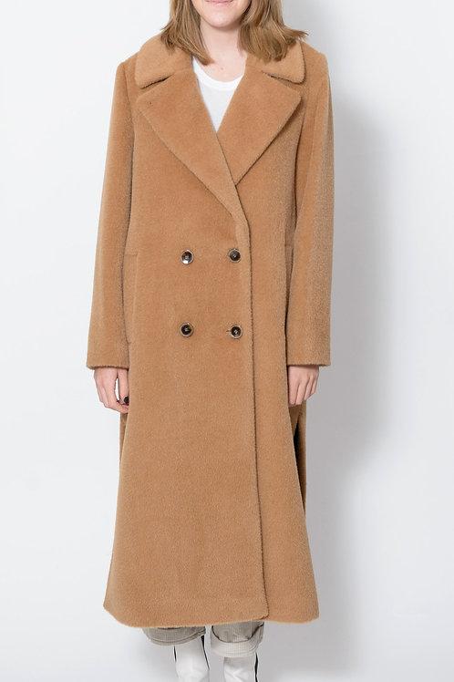 Camel Long Coat