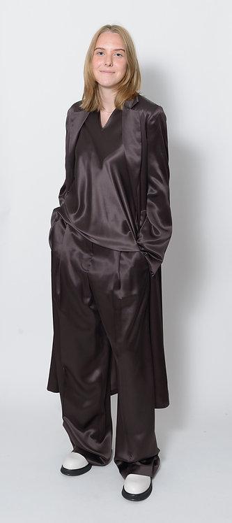 Silk Duster Coat