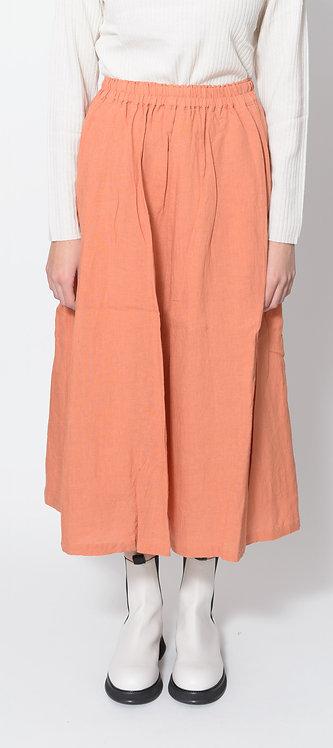 Coral Pink Skirt