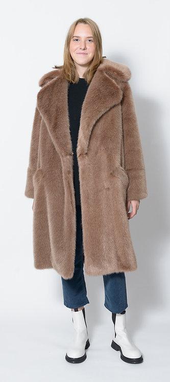 Fake Fair Coat