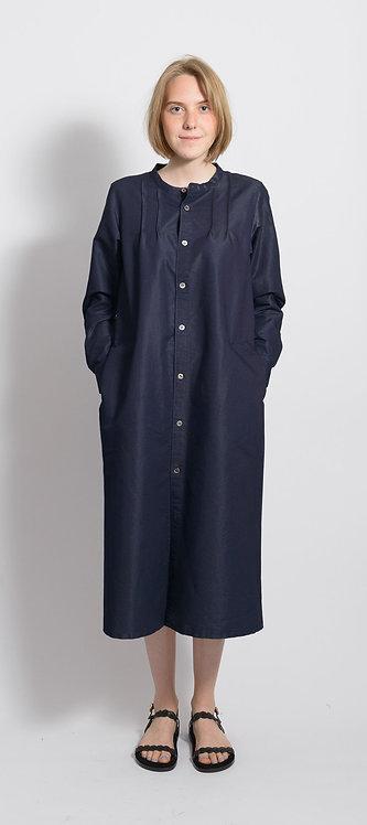 Indigo Dress/Coat