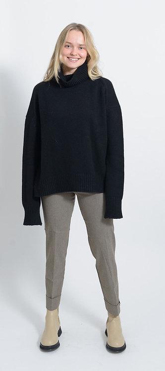 Firis Cashmere Turtleneck Pullover