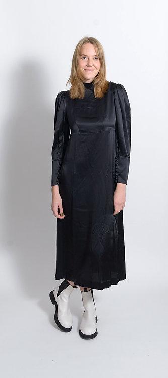 Embellished Sheer Layer Dress