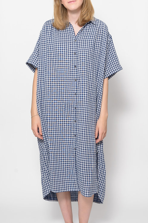 Reversable Oversized Shirtdress