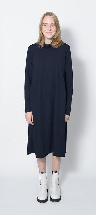 Oversized Fit Turtelneck Dress
