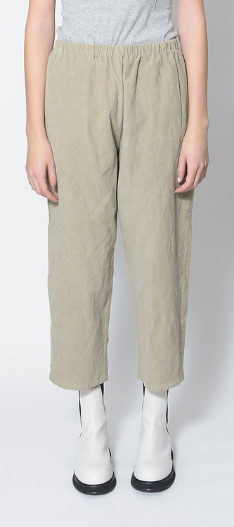 Crinkle-Effect Track Pants