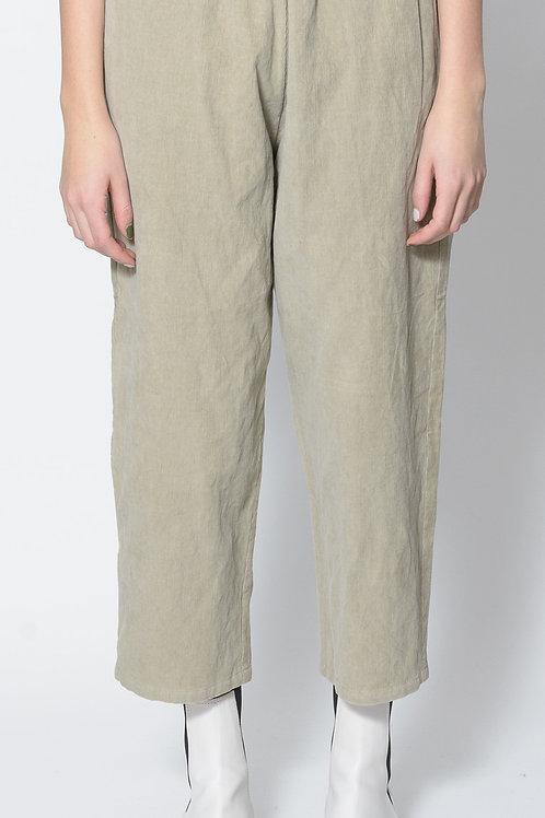 Crinkle-Effect Track Pants