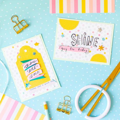 Shine bright! con Innspiro