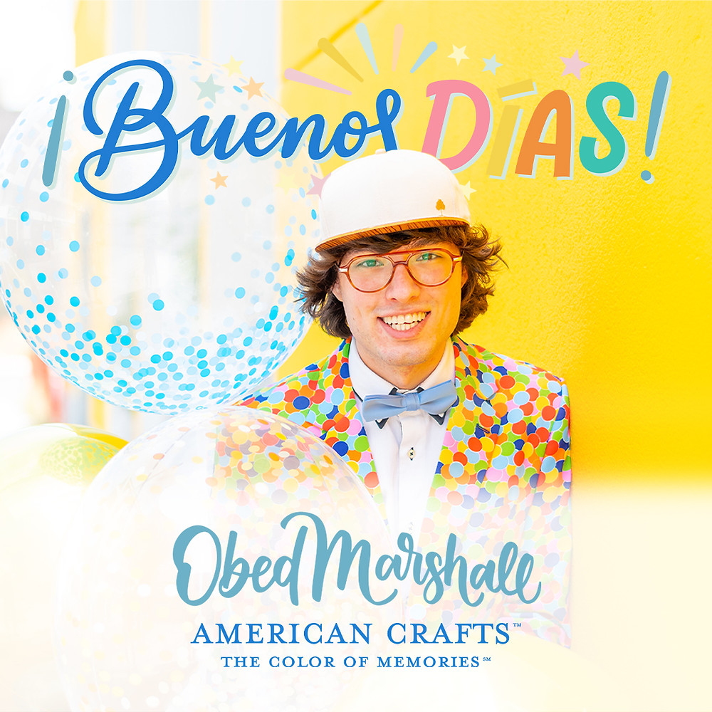 Obed Marshall_Buenos Días_American Crafts