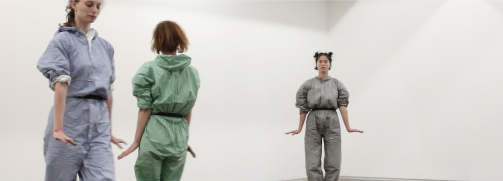 A Poem in Seven Movements - Anarchoreographies A Performance Affair, Brussels, BE