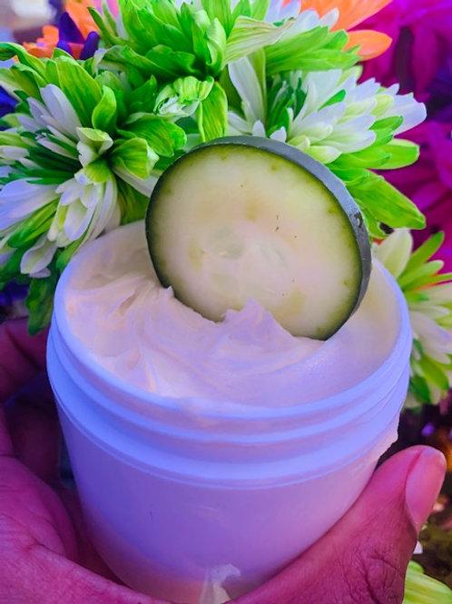 Cucumber Melon Scented Shea