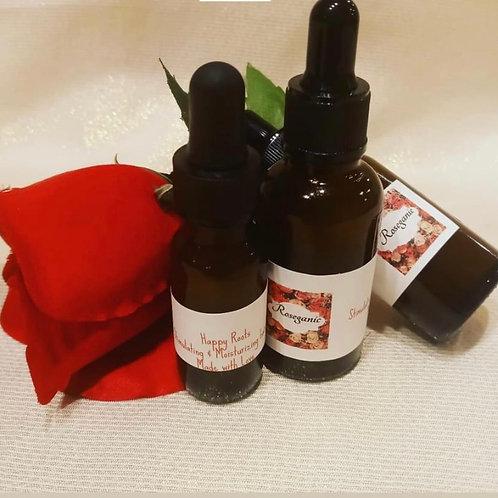 Roseganic Happy Roots Hair Oil