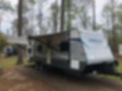 conquest camper