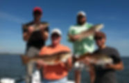 redfish charters in pass christian ms