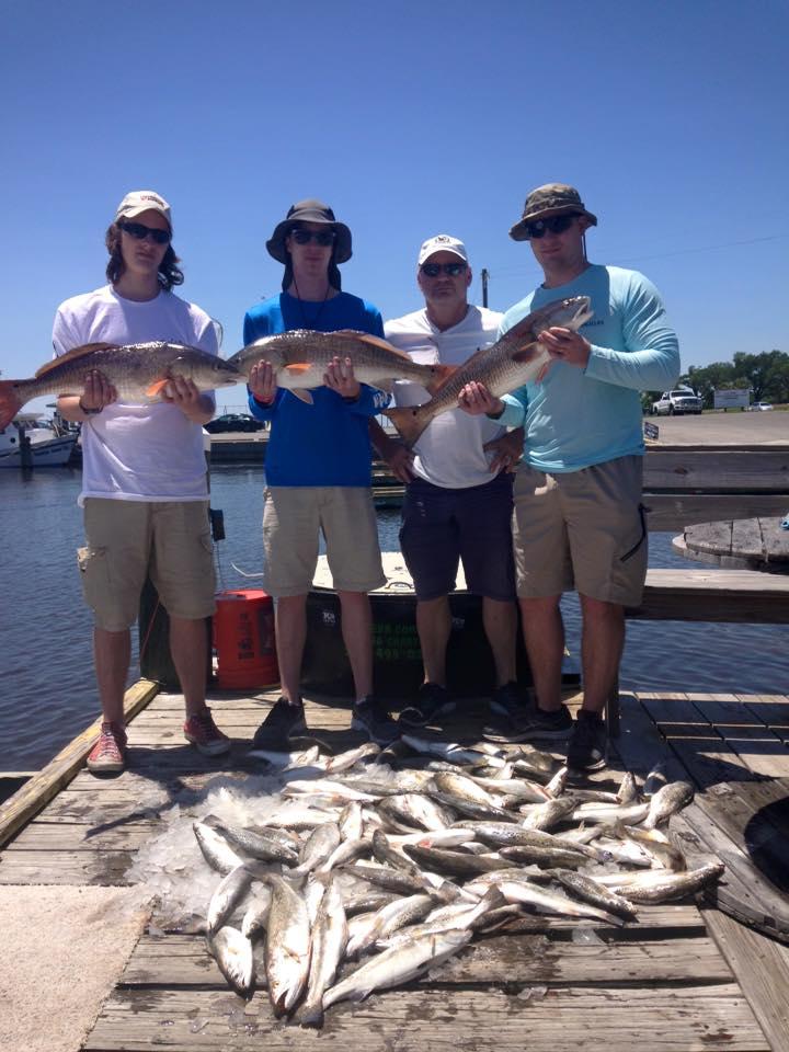 long beach fishing charters