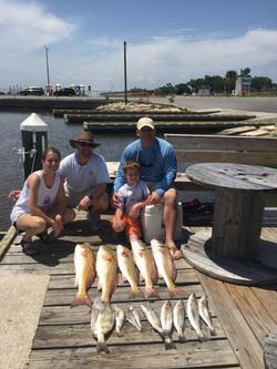 gulfport fishing charters