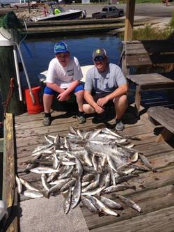 Biloxi fishing charter