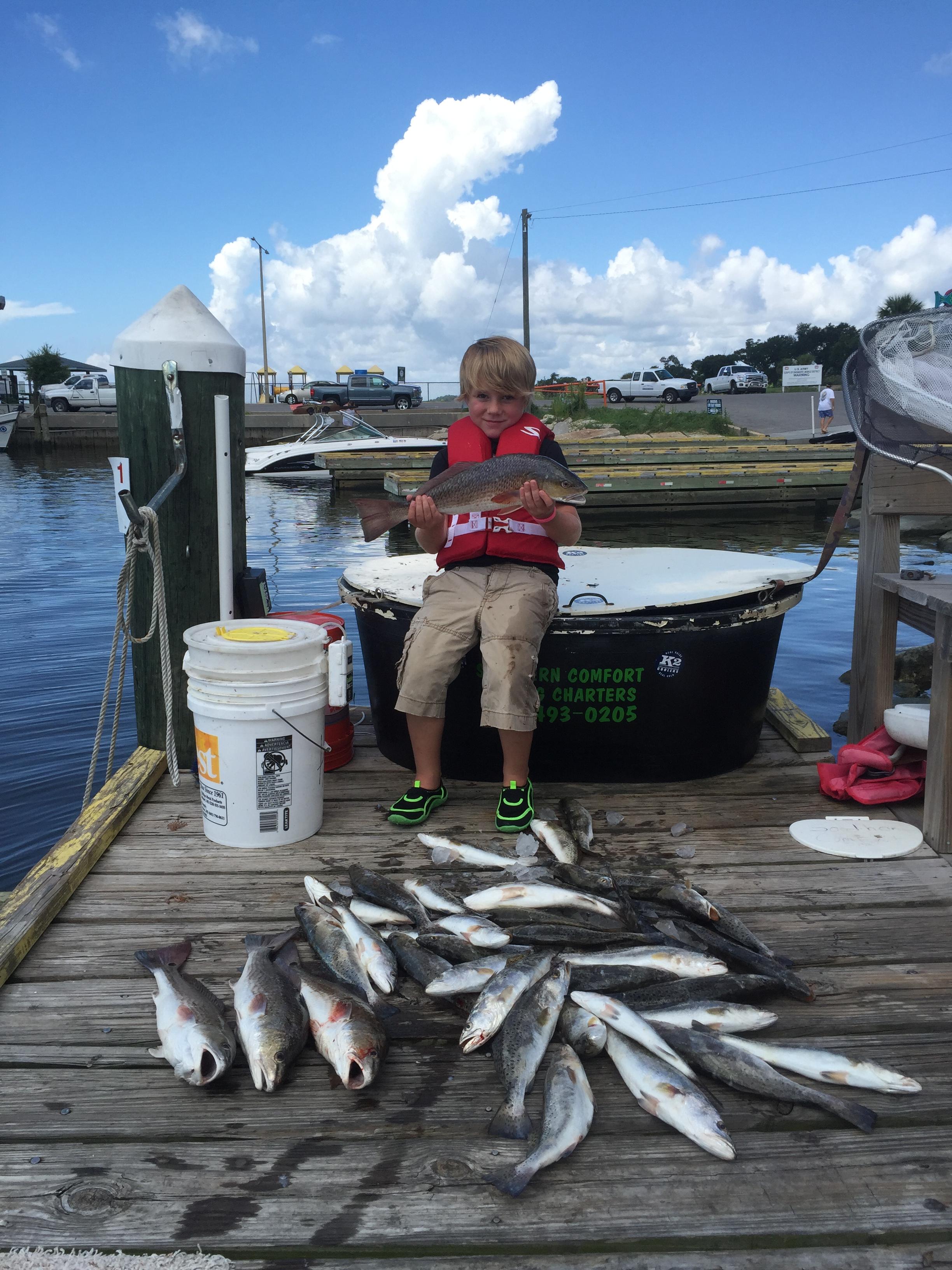 kids fishing guide
