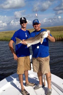 mississippi marsh fishing charter