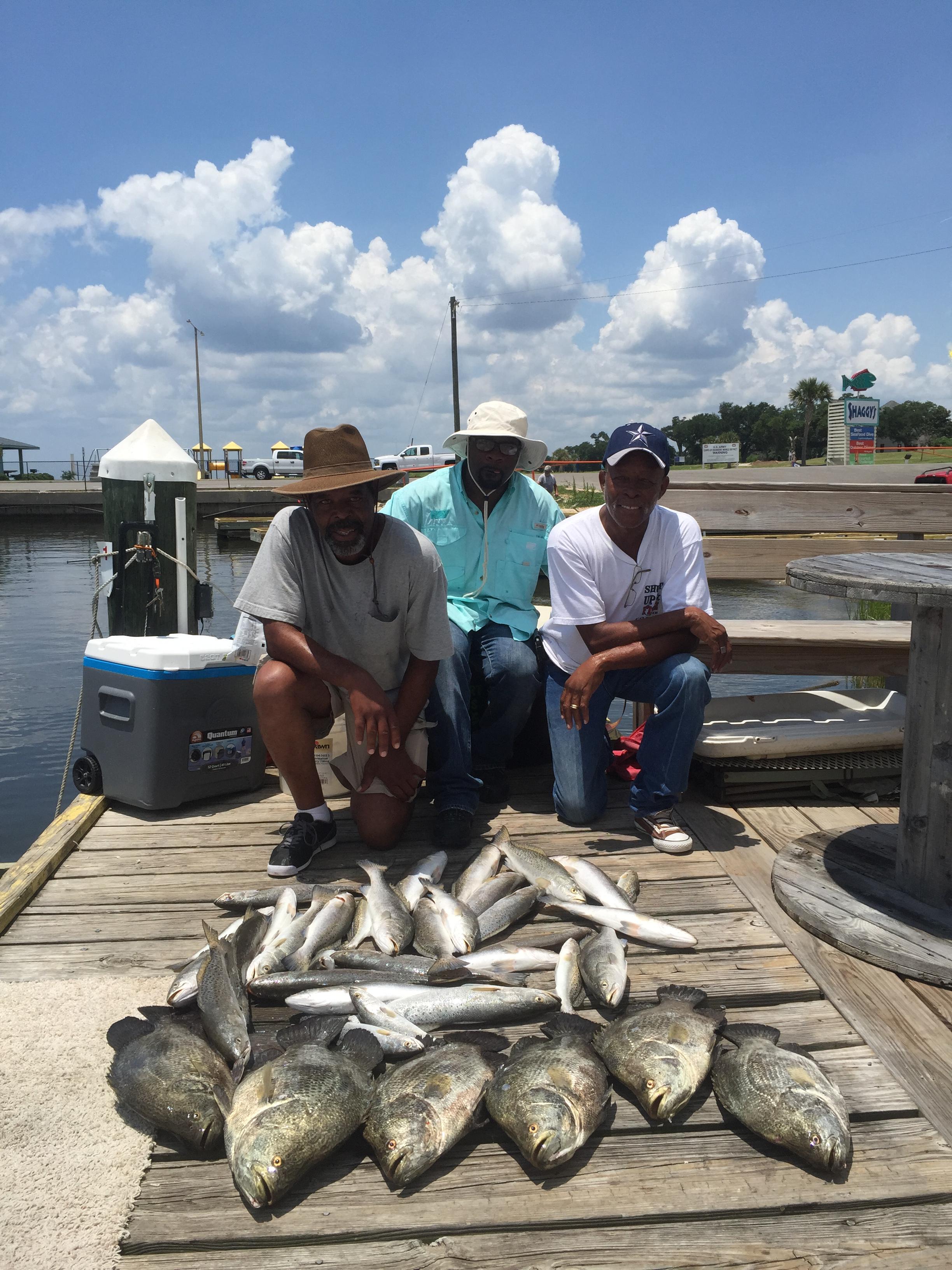 MS inshore fishing charters