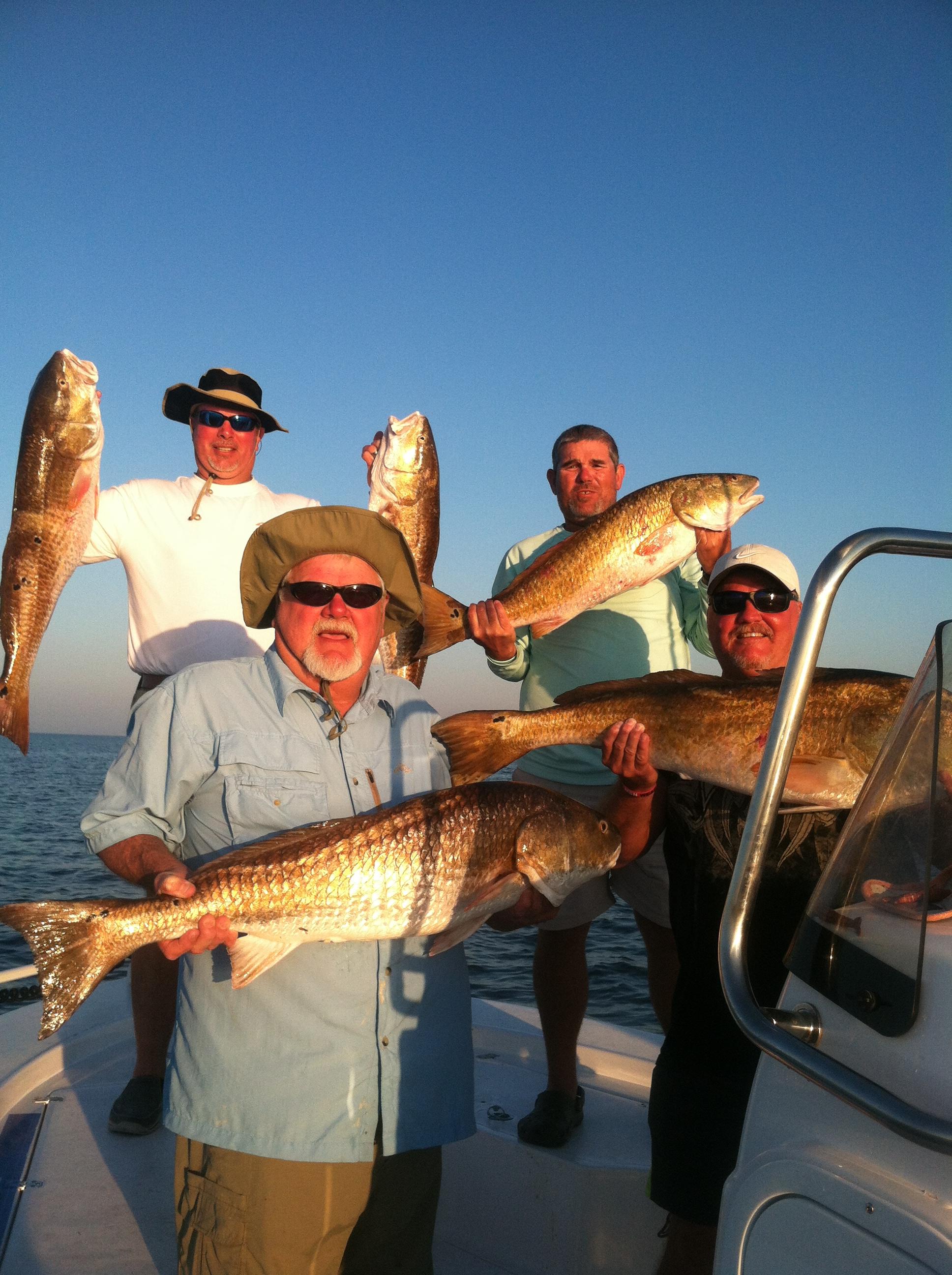 bay saint louis fishing guide